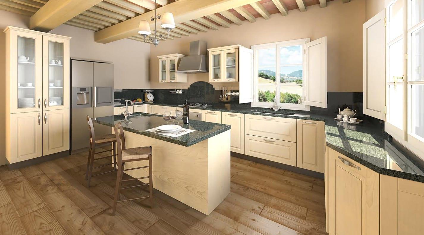 Cucine Classiche #937538 1426 790 Arredamenti Di Cucine Classiche