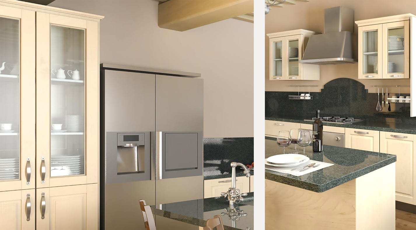 Cucine toscane country excellent cucina muratura with - Cucine toscane in muratura ...