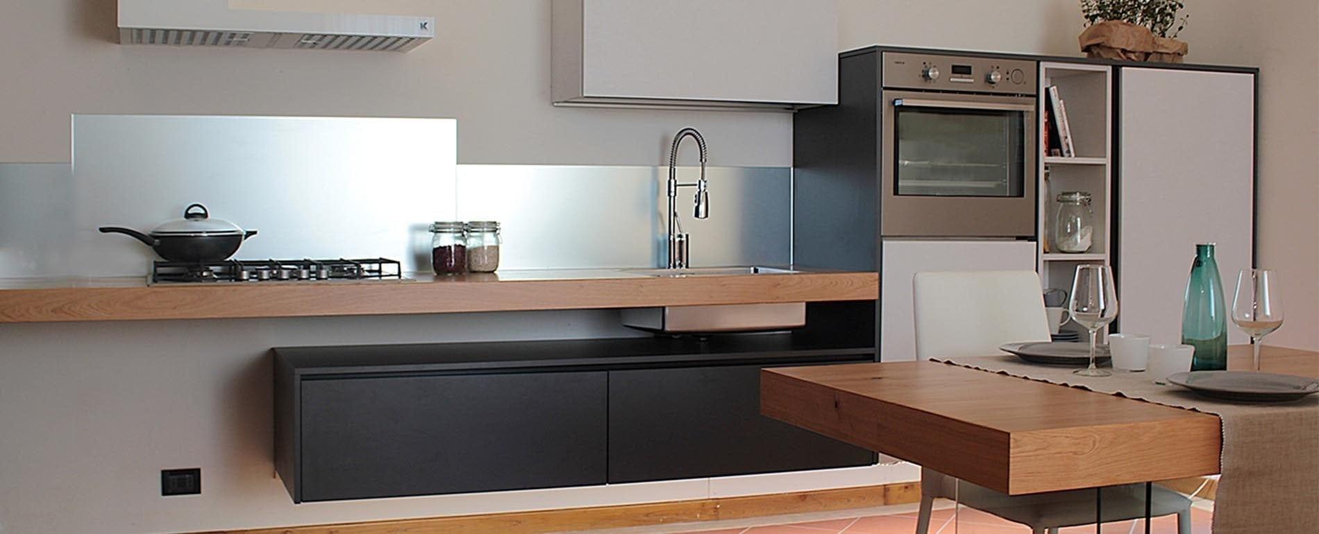 Mobili cucina su misura cucine su misura ad angolo with - Quanto costa una cucina su misura ...