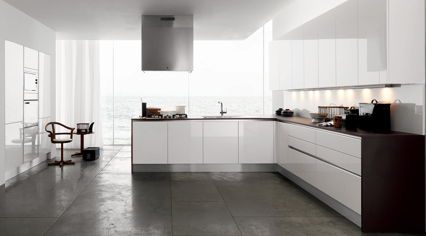 Modern Kitchen Mood | PG Furniture Kitchens in Lucca, Tuscany, Italy