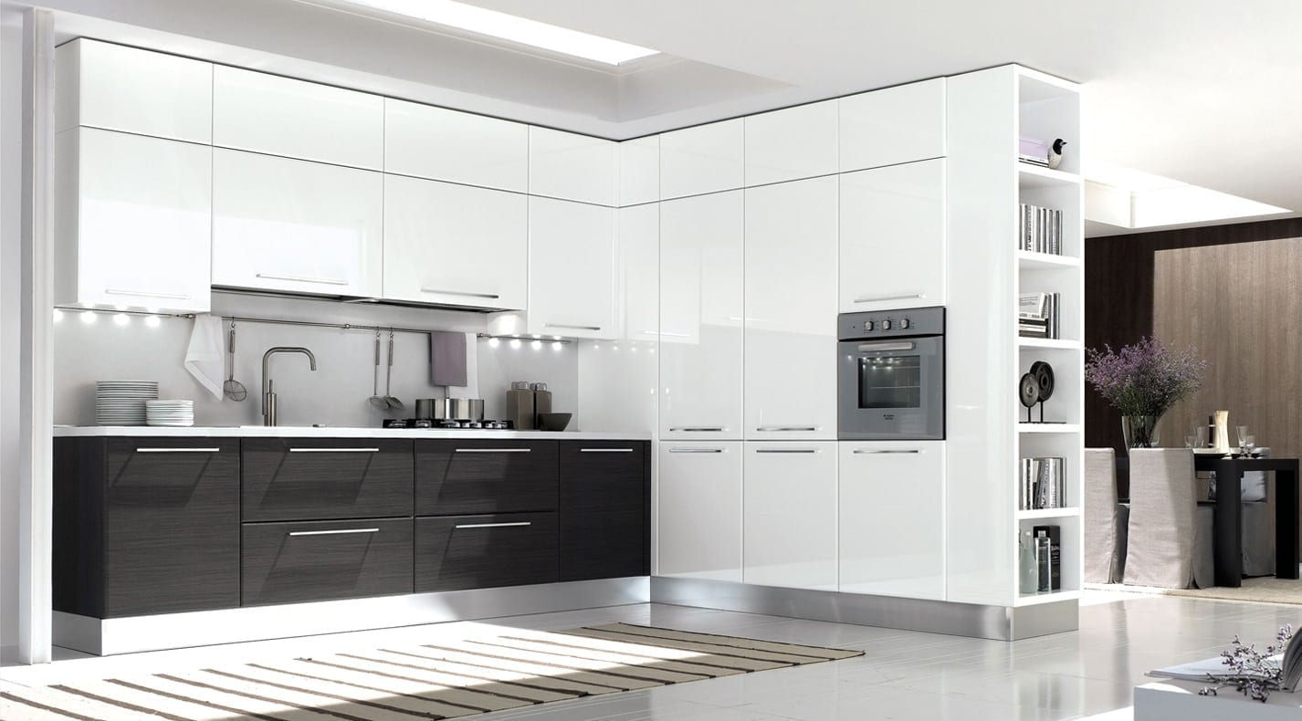 Modern Kitchen Nice | PG Furniture Kitchens in Lucca, Tuscany, Italy