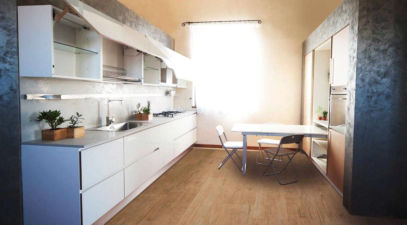 cucina moderna glass pg arredamenti lucca
