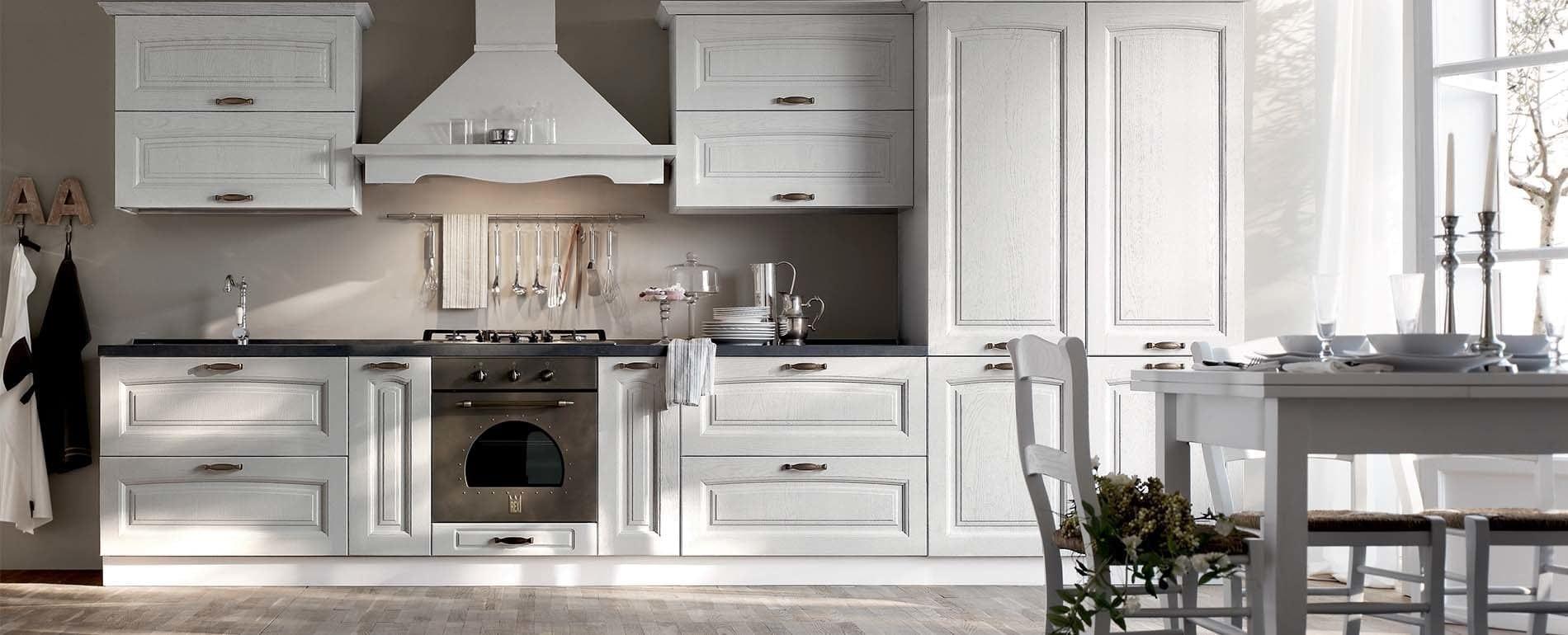 Pg arredamenti centro cucine lucca e firenze for Cucine classiche