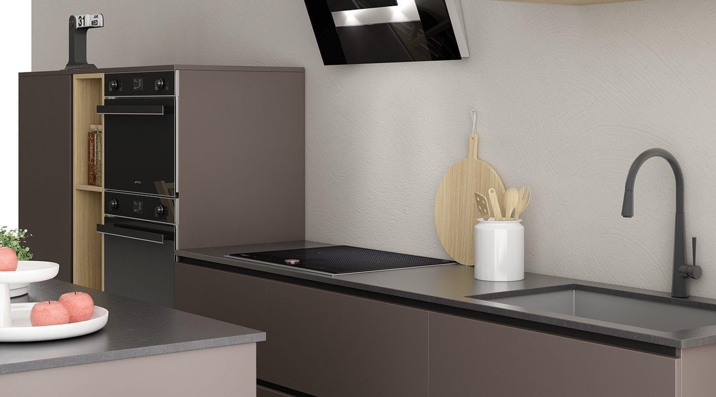 Cucina moderna colibr pg arredamenti lucca for P g arredamenti