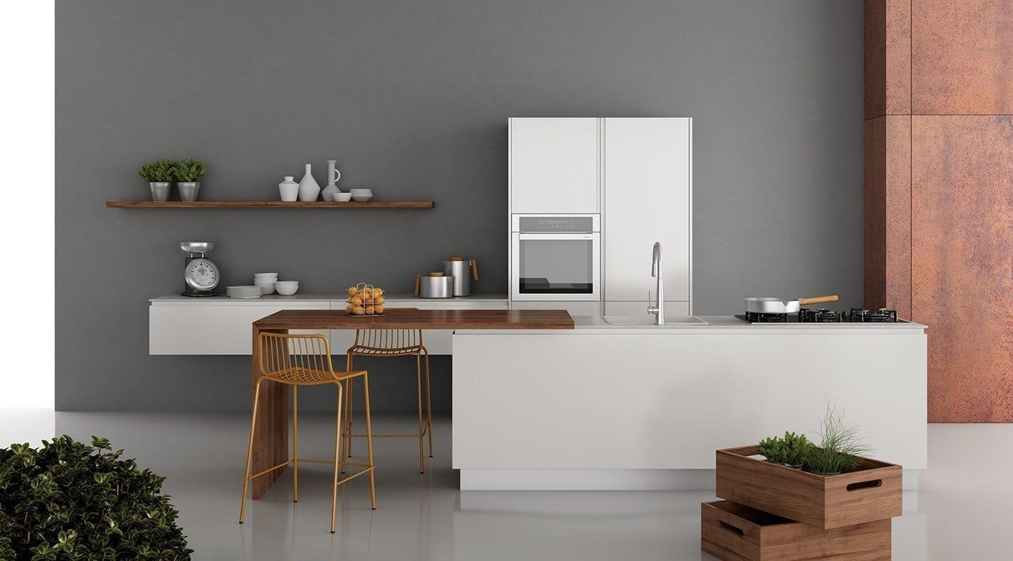 Cucina Moderna Jay | PG Arredamenti Lucca
