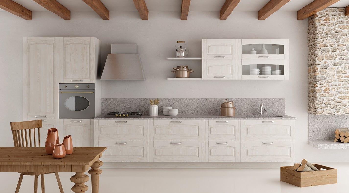 Cucina Classica Provenzale | PG Arredamenti Lucca