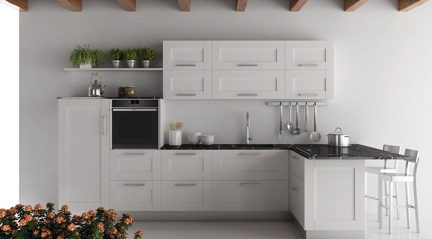Classic Kitchen Yellow Pine Pg Furniture Kitchens In Lucca Tuscany Italy